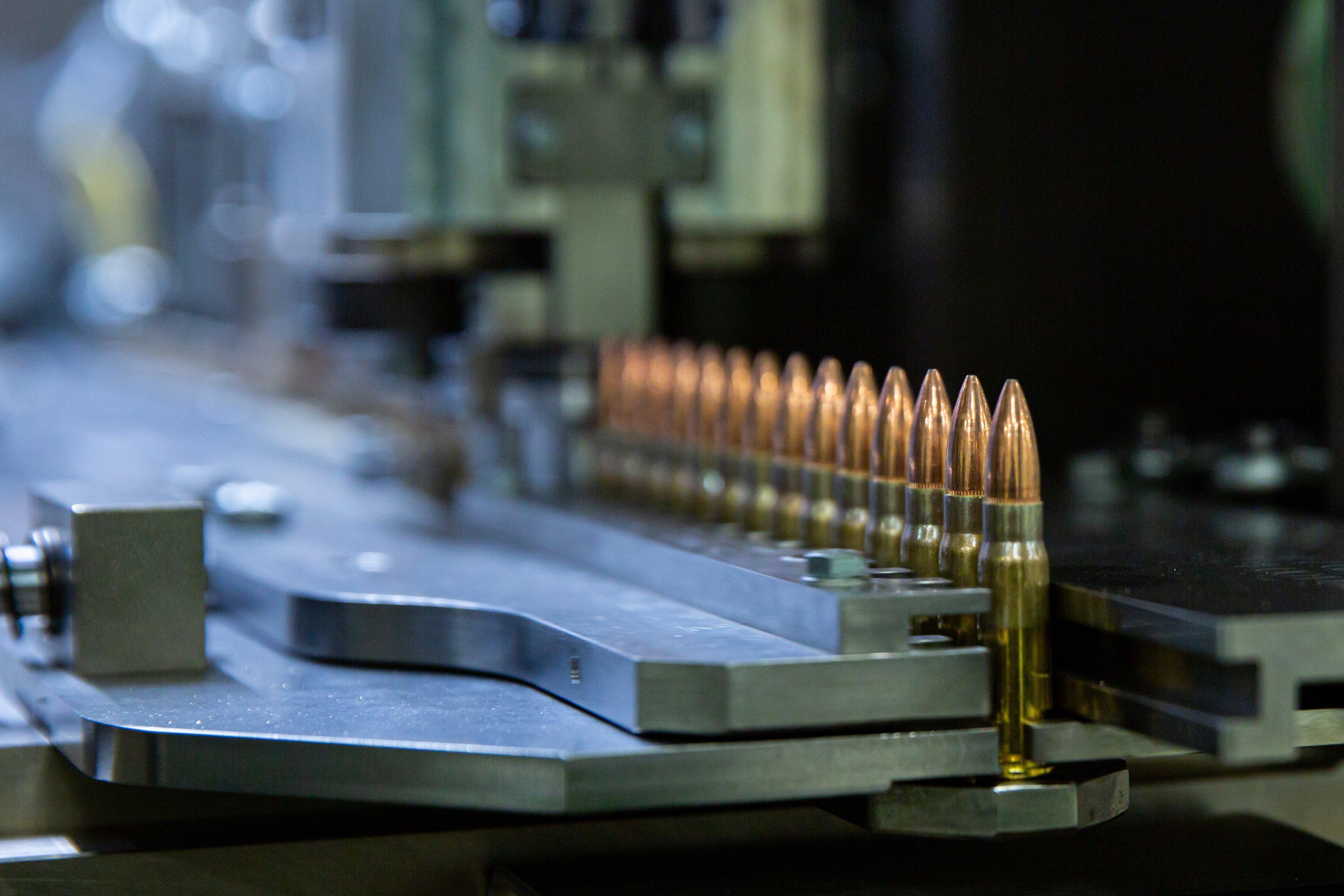 bullet manufacturing