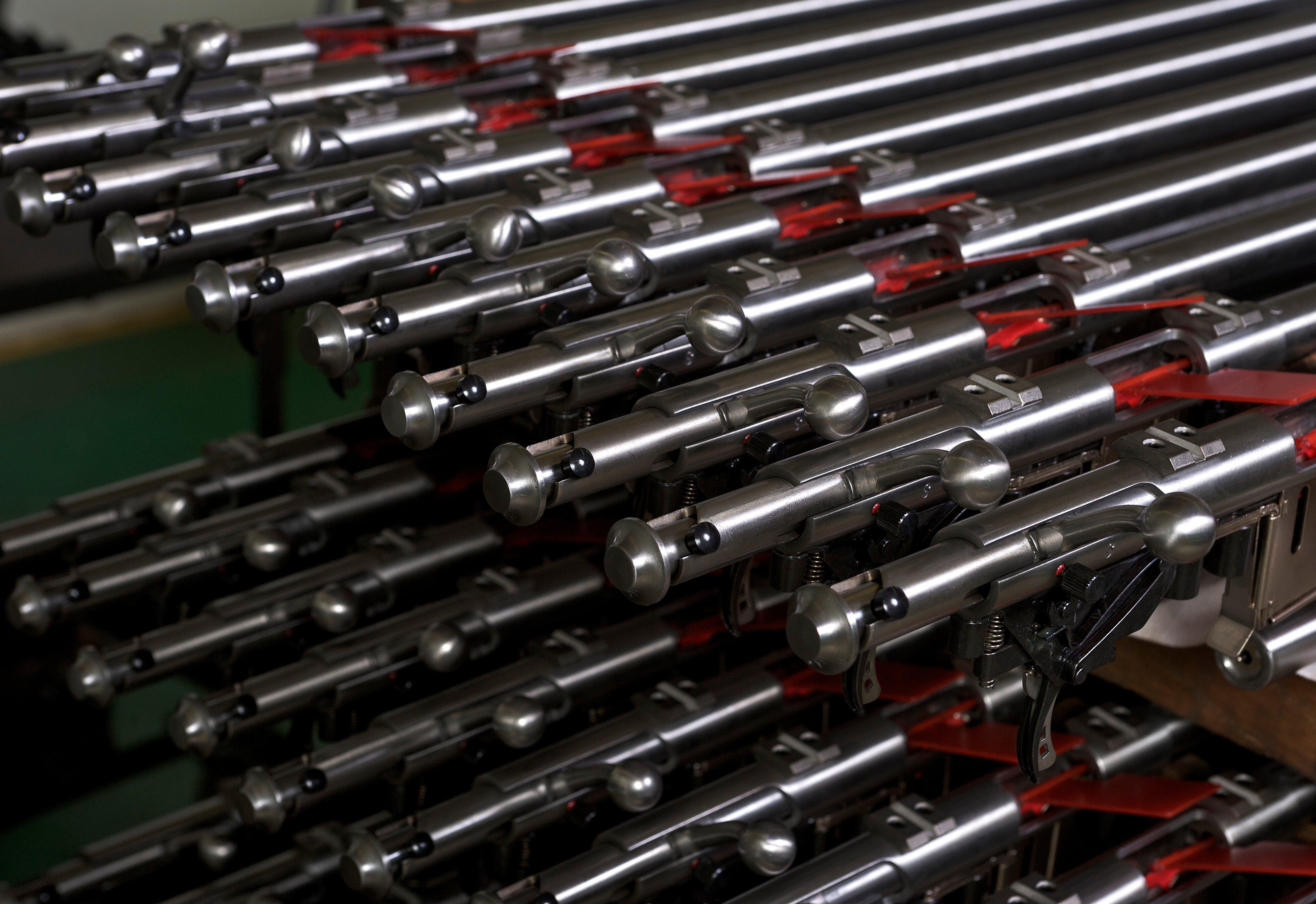 gun manufacturing  product development